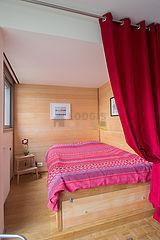 Apartamento París 6° - Alcoba