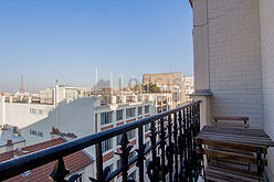 Appartamento Parigi 15° - Terrazzo