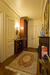 Appartement Paris 16° - Entrée