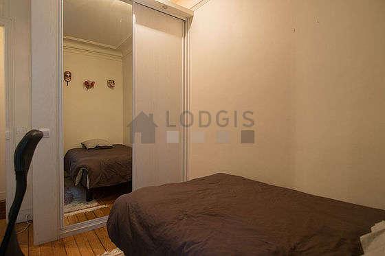 Chambre calme pour 2 personnes équipée de 1 lit(s) de 120cm