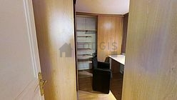 Appartement Paris 7° - Dressing