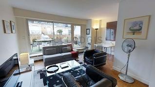 Appartement Rue D'oslo Paris 18°