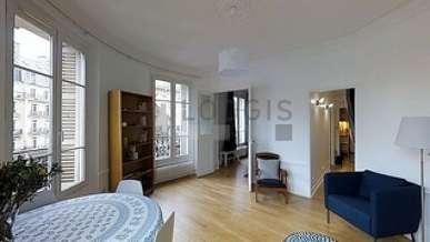 Louvre – Palais Royal Paris 1° 2 Schlafzimmer Wohnung