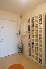 Apartamento París 13° - Entrada