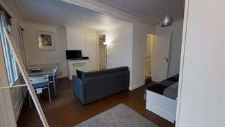 Квартира Rue Richer Париж 9°