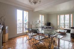 Apartamento Paris 14° - Sala de jantar