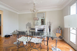 Appartamento Parigi 14° - Sala da pranzo
