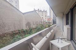 Appartamento Parigi 16° - Terrazzo