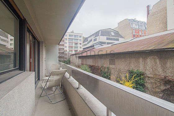 Terrasse exposée plein sud-est