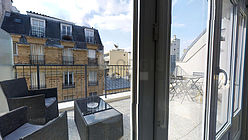 Appartement Paris 14° - Terrasse