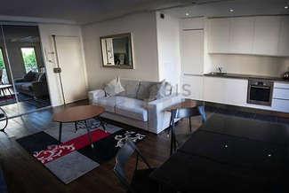 Puteaux 1個房間 公寓