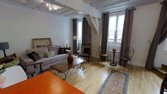 Appartement Rue Du Bourg Thibourg Paris 4°