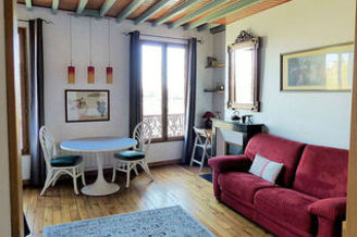 Studio Paris 4° Notre-Dame – Île Saint Louis
