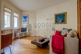Appartement Avenue Mozart Paris 16°