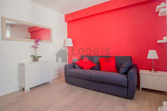 Commerce – La Motte Picquet Париж 15° студия