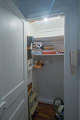 Appartement Paris 18° - Cagibi