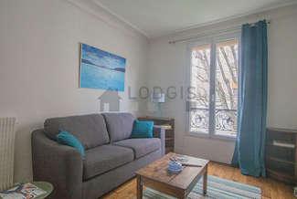 Appartement 1 chambre Paris 18° Montmartre
