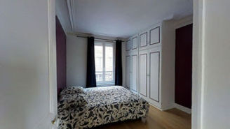 Alésia Paris 14° 2 bedroom Apartment