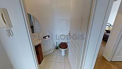 Квартира Париж 19° - Туалет