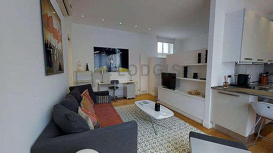 Séjour très calme équipé de air conditionné, télé, armoire, 1 chaise(s)