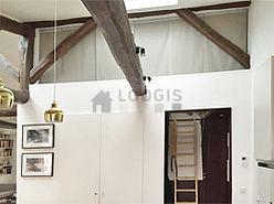Apartment Paris 11° - Mezzanine