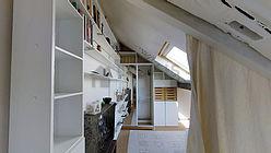 Apartamento Paris 2° - Escritório