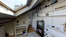 Appartamento Parigi 2° - Studio