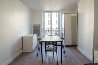 Belleville – Ménilmontant Paris 20° studio