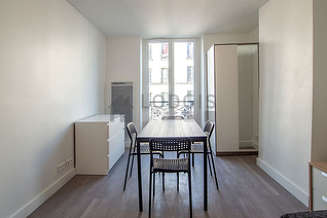 Belleville – Ménilmontant Париж 20° студия