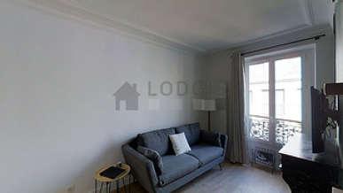 Canal Saint Martin Париж 10° 1 спальня Квартира