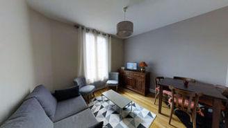 Appartement meublé 1 chambre Ivry-Sur-Seine