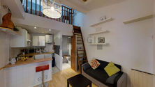Apartamento Paris 19° - Salaõ