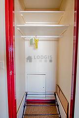 Apartment Paris 13° - Dressing room