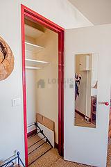 Appartement Paris 13° - Dressing