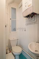 Apartamento Paris 10° - Sanitários