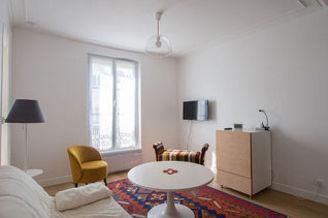 Montparnasse 巴黎14区 1个房间 公寓