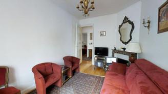 Porte de Clignancourt 巴黎18区 2個房間 公寓