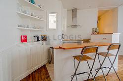 Apartamento Paris 10° - Cozinha