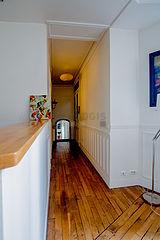 Appartement Paris 10° - Entrée