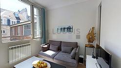 Квартира Париж 2° - Гостиная
