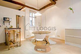 Saint Germain des Prés – Odéon Paris 6° 1 quarto Apartamento