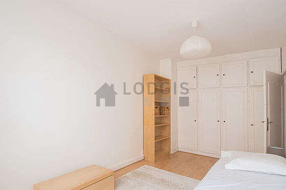 Chambre calme pour 1 personnes équipée de 1 lit(s) de 80cm