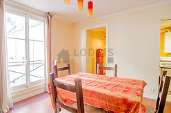 公寓 巴黎9区 - 飯廳