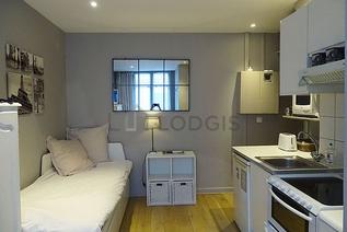 Apartment Rue Corpernic Paris 16°
