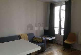 République 巴黎11区 單間公寓