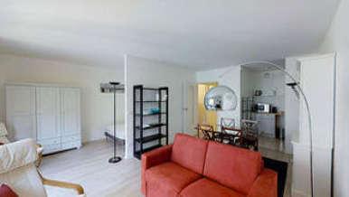 Studio avec alcôve Paris 12° Bel Air – Picpus