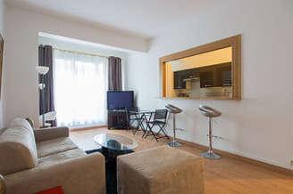 Appartement meublé 1 chambre Levalloit-Perret
