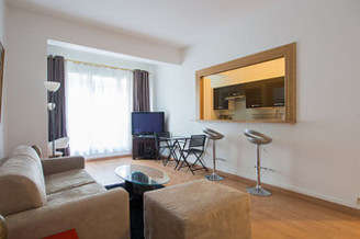 Levalloit-Perret 1 Schlafzimmer Wohnung