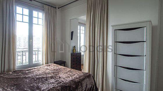 Chambre très calme pour 2 personnes équipée de 1 lit(s) de 150cm