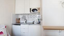 Appartement Paris 1° - Cuisine